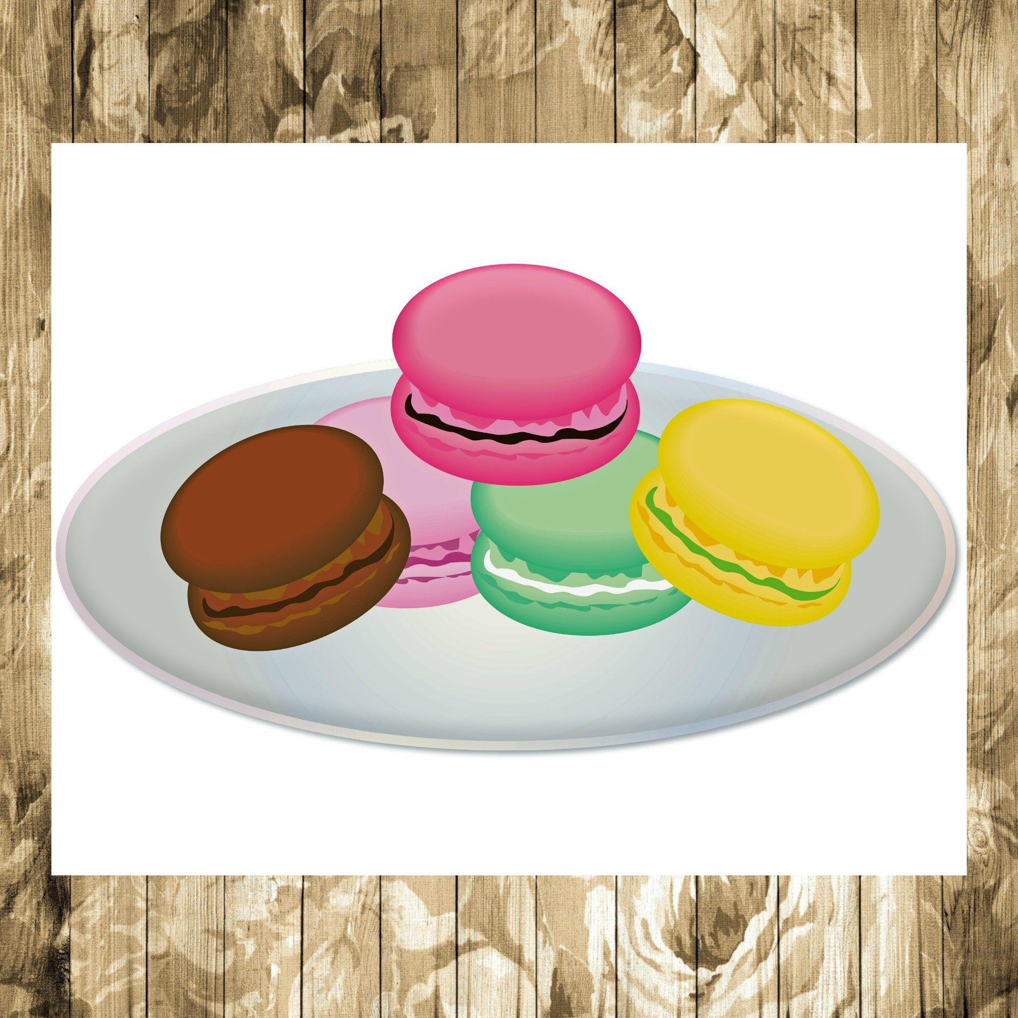 Macron Christmas Cookies Recipes 2020 Kawaii Cookies Kawaii Food Kawaii Macrons Cookies Food | Etsy in
