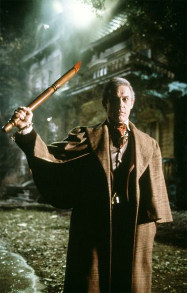 Roddy Mcdowall As Peter Vincent In Fright Night 1985 Vampire