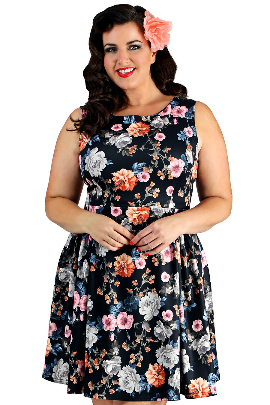 """BRAND NEW! A Brand New Arrival to the """"Lady Voluptuous"""" Collection in Spring/Summer..."""