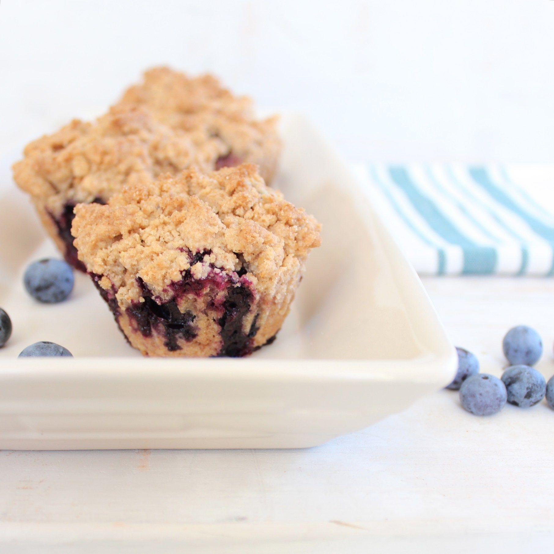 Gluten Free Blueberry Coffee Cake Muffins Gluten free