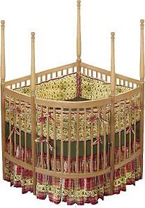 Details About Nursery Baby Corner Crib Furniture Woodworking Plans