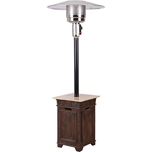 Sonoma Envirostone U0026 Marble 40000 BTU Propane Gas Patio Heater For Sale  Https://