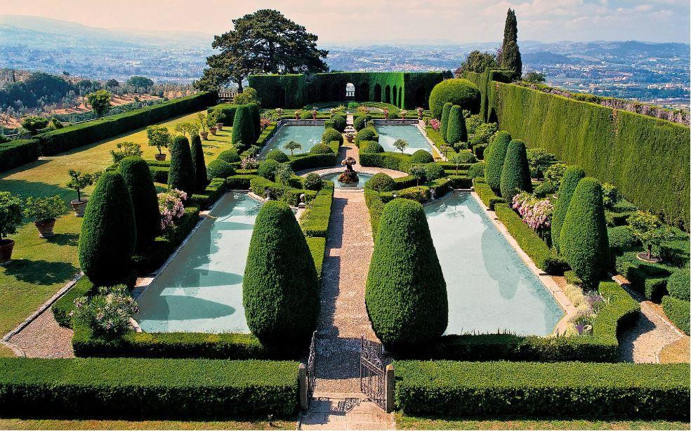 Villa Gamberaia Firenze Italie Parcs Italie Jardins