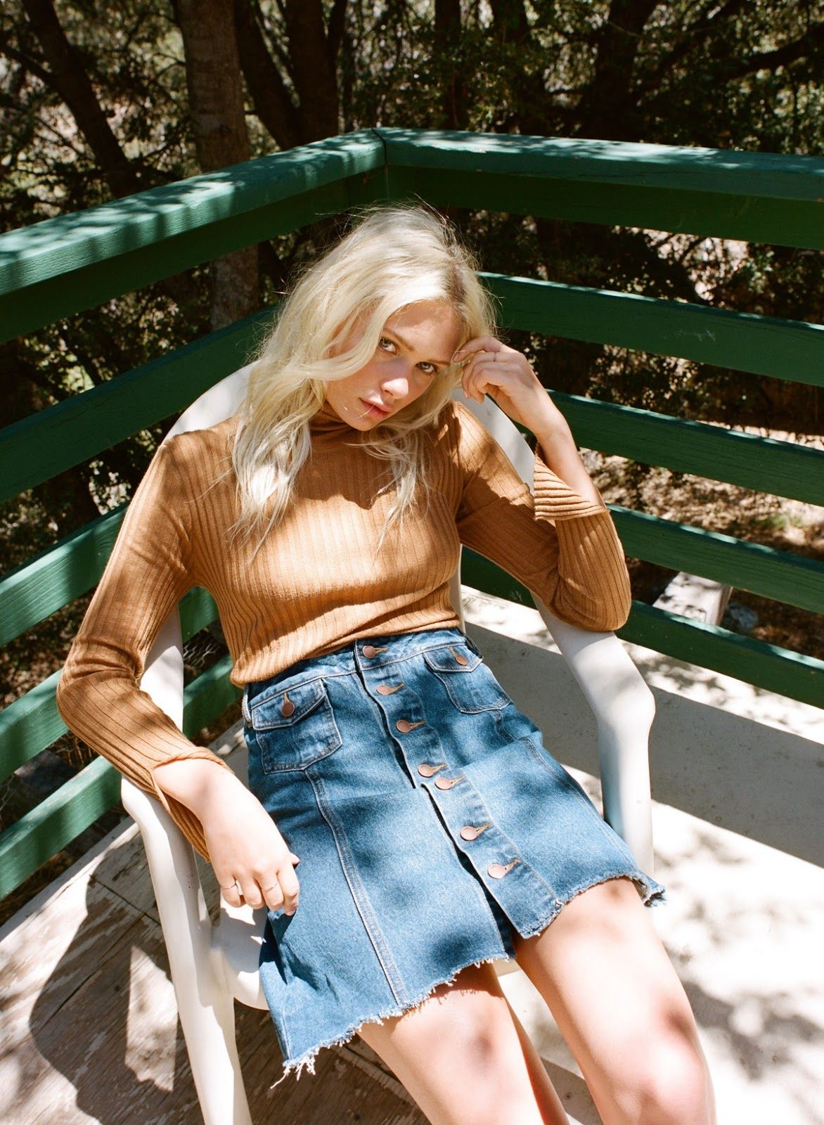 visual optimism; fashion editorials, shows, campaigns & more!: delilah parillo by darren ankenman for edt by glassons #5