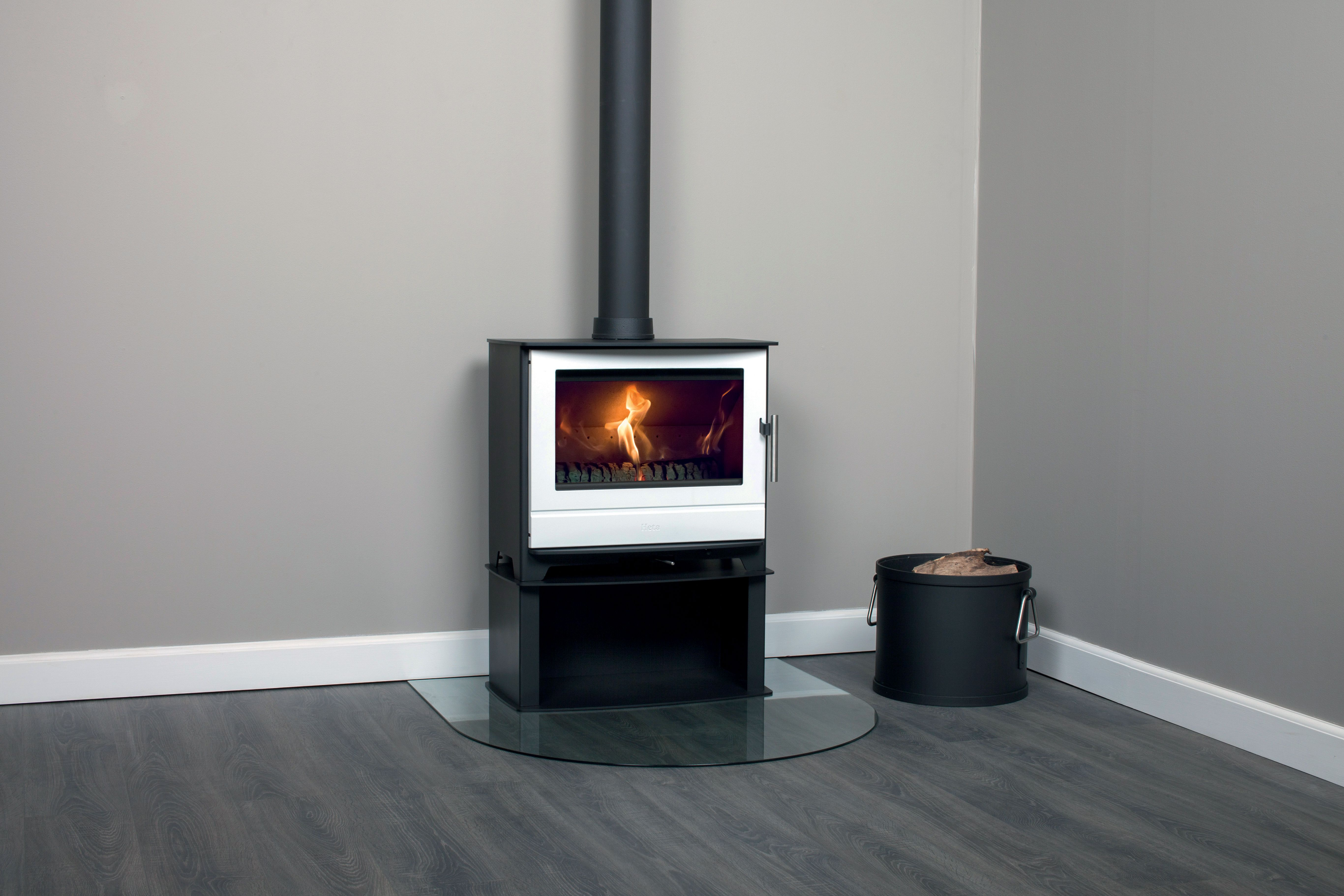 Inspire Series Is A Range Of Rugged Multi Fuel Stoves Made From