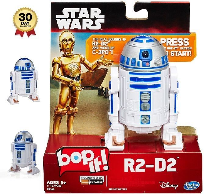 012ff135ee2e963b2d11ed414094a96a star wars bop it r2 d2 game, hasbro electronic droid twist pull