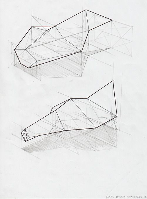 This Drawing Shows How Much Depth Even Very Basic Pencil Work Can