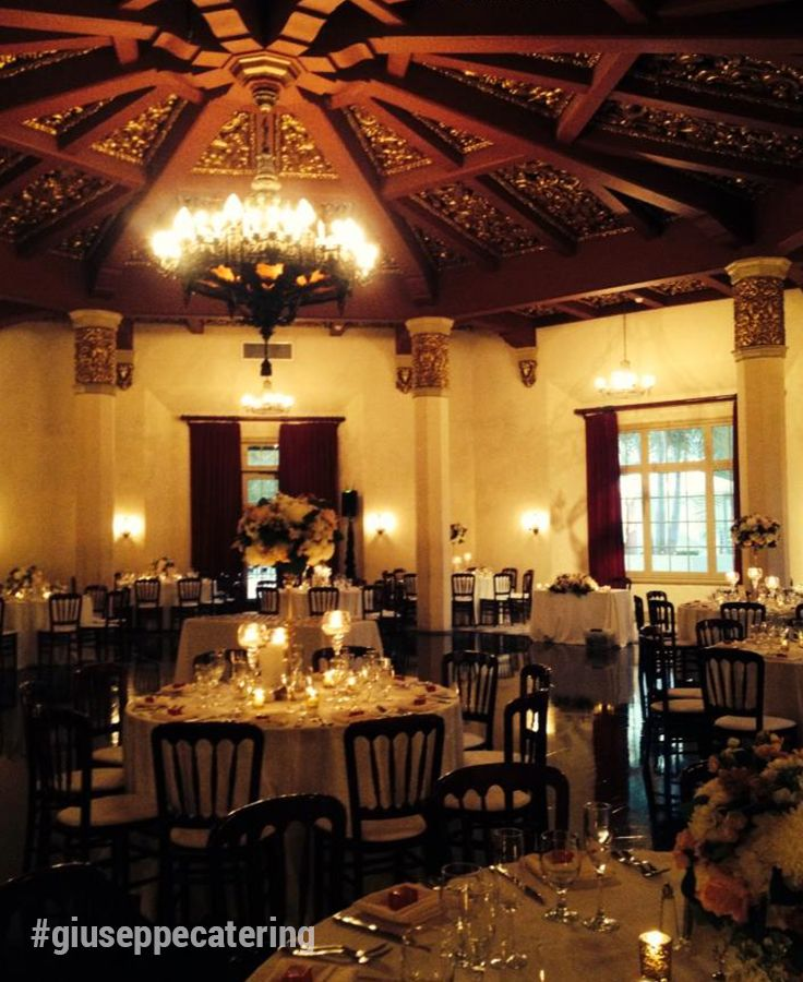 First Wedding of 2015 - Giuseppe Catering