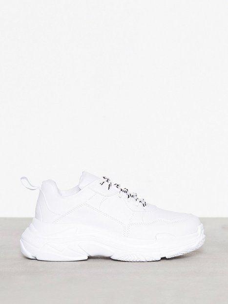 Perfect Chunky Sneaker   Hvide sko