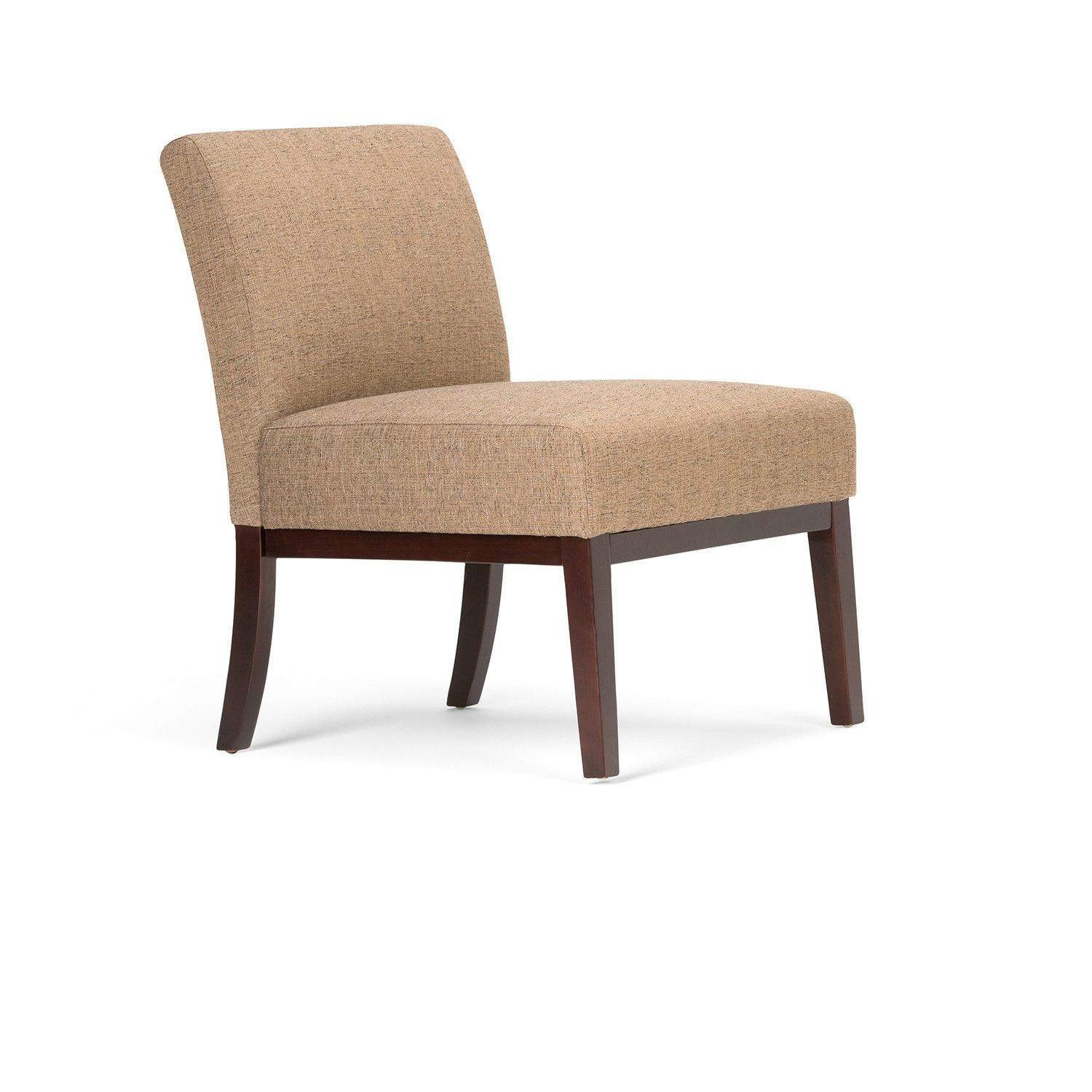 Upton Accent Chair (With images) Upholstered accent