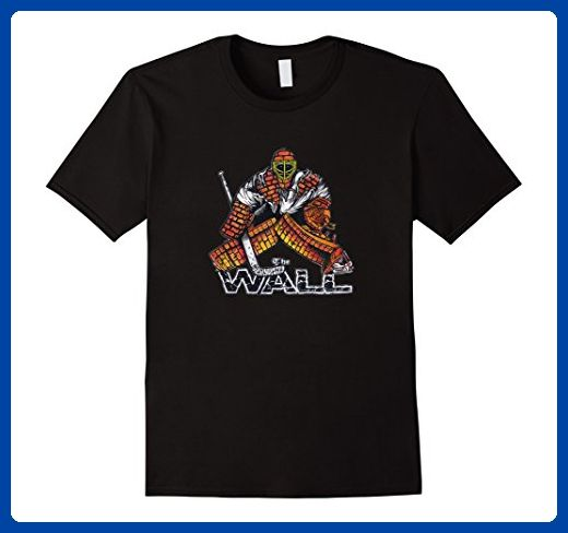 Mens The Wall Hockey Goalie Shirt 3xl Black Sports Shirts Amazon