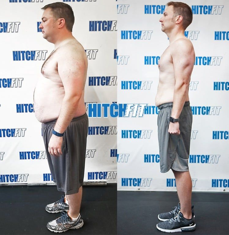 Busy Dad And Business Executive Loses Over 80 Pounds Of Fat