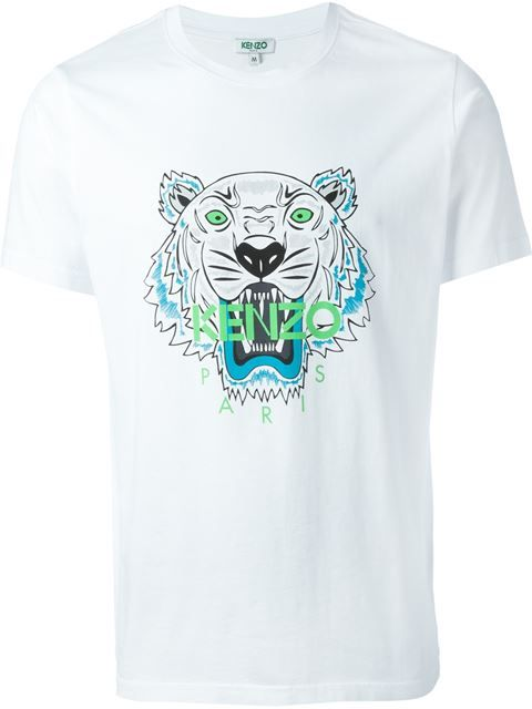 2794ff9f KENZO 'Tiger' T-Shirt. #kenzo #cloth #t-shirt | Kenzo Men | Tiger t ...