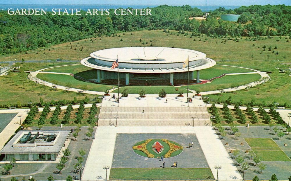 Garden State Arts Center (now PNC Bank Arts Center), Holmdel, New Jersey