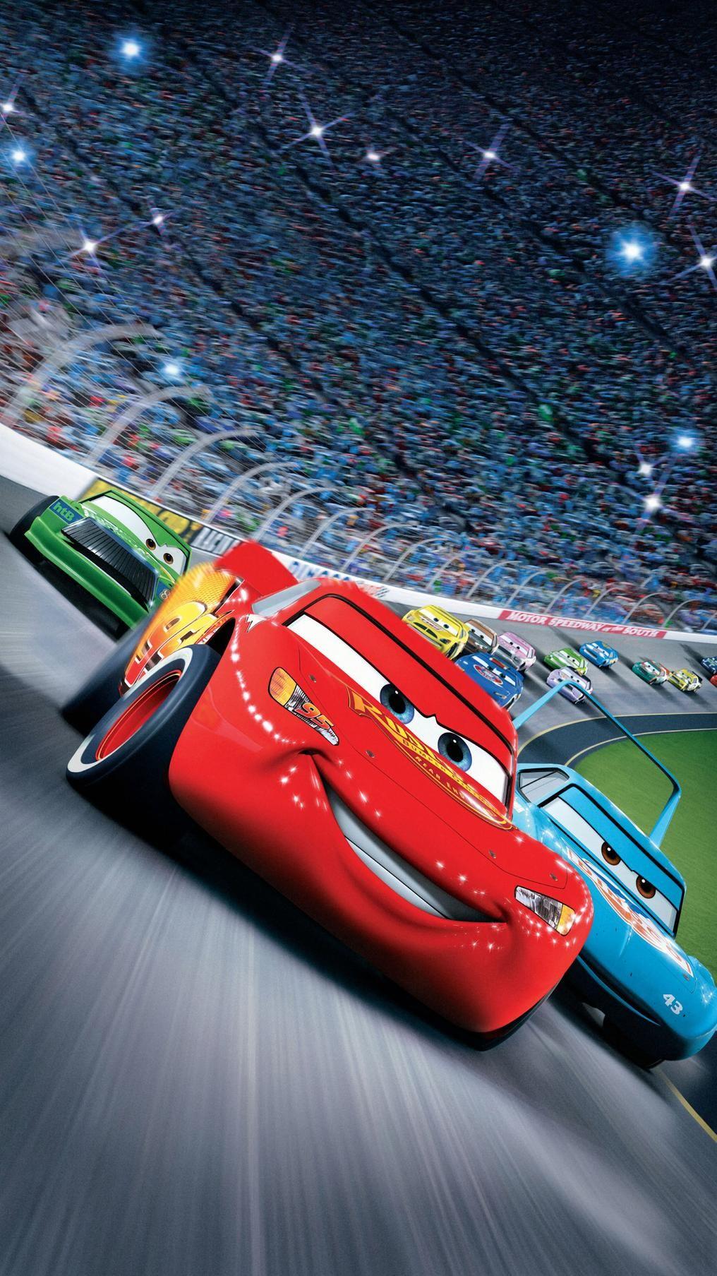 Cars 2006 Phone Wallpaper Com Imagens Carros Da Disney