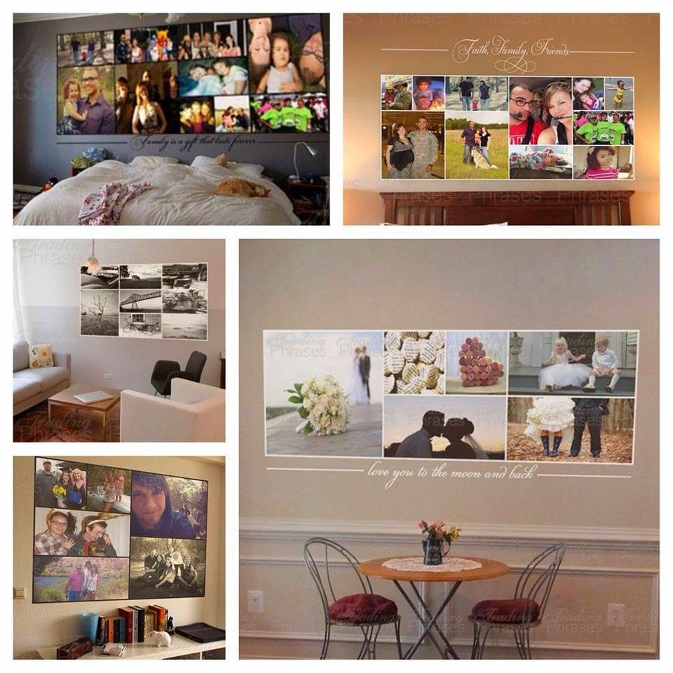 New Adhesive Photo Collage Faq Framed Photo Collage Photo Collage Interior Design Living Room #photo #collage #in #living #room