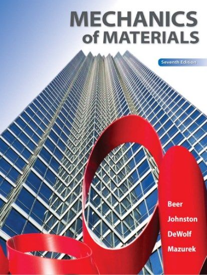 Download Pdf Of Mechanics Of Materials 7th Edition By Ferdinand P