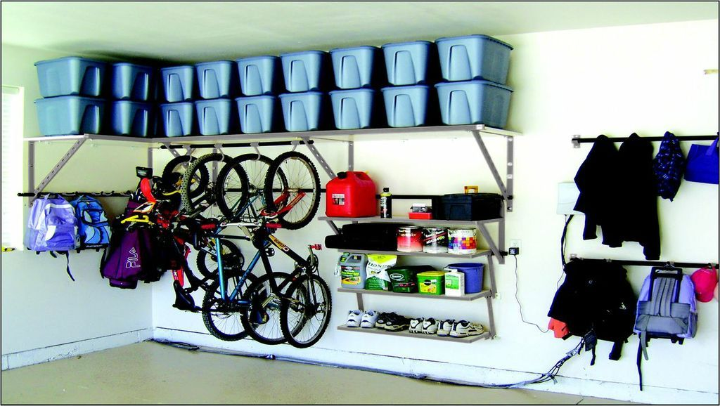 No more procrastinating! Get your garage organized this summer!