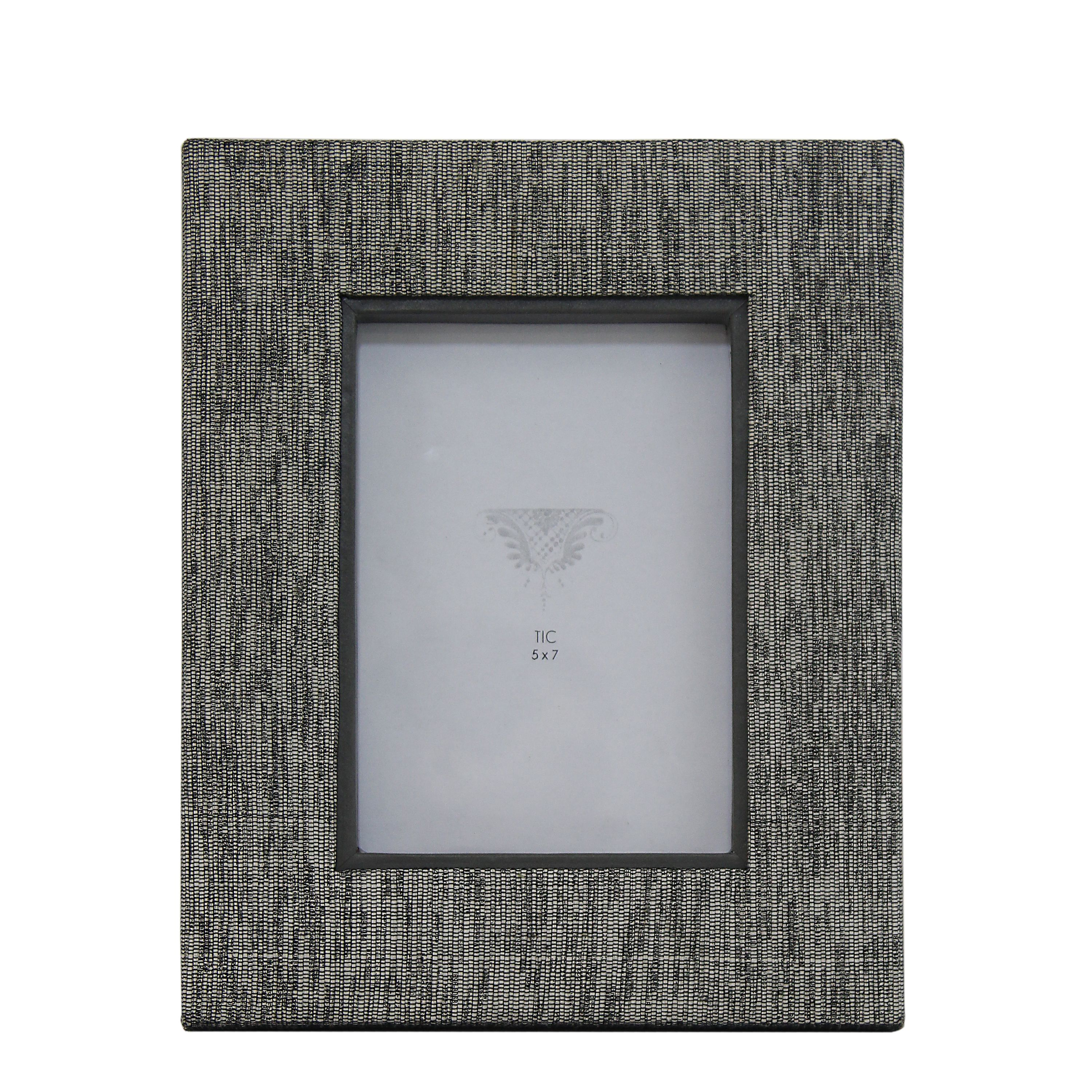 #ImportCollection, Item 1366-57, Charcoal Lrg Frame