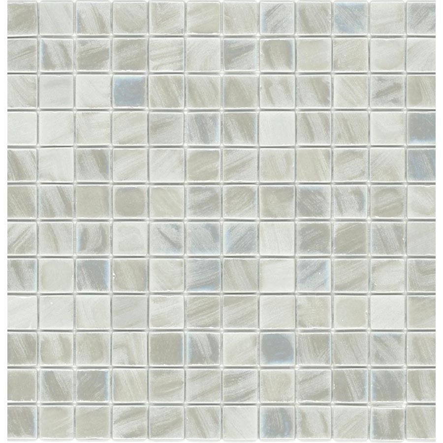 - Shop Elida Ceramica 12-1/2-in X 12-1/2-in Recycled Glass Mosaic