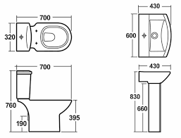 Image Result For Standard Size Of Tv In Mm Bathroom Dimensions