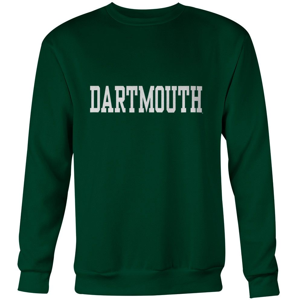 Dartmouth Classic Sweatshirt Hunter Sweatshirts College Sweatshirt Long Sleeve Tshirt Men [ 1000 x 1000 Pixel ]