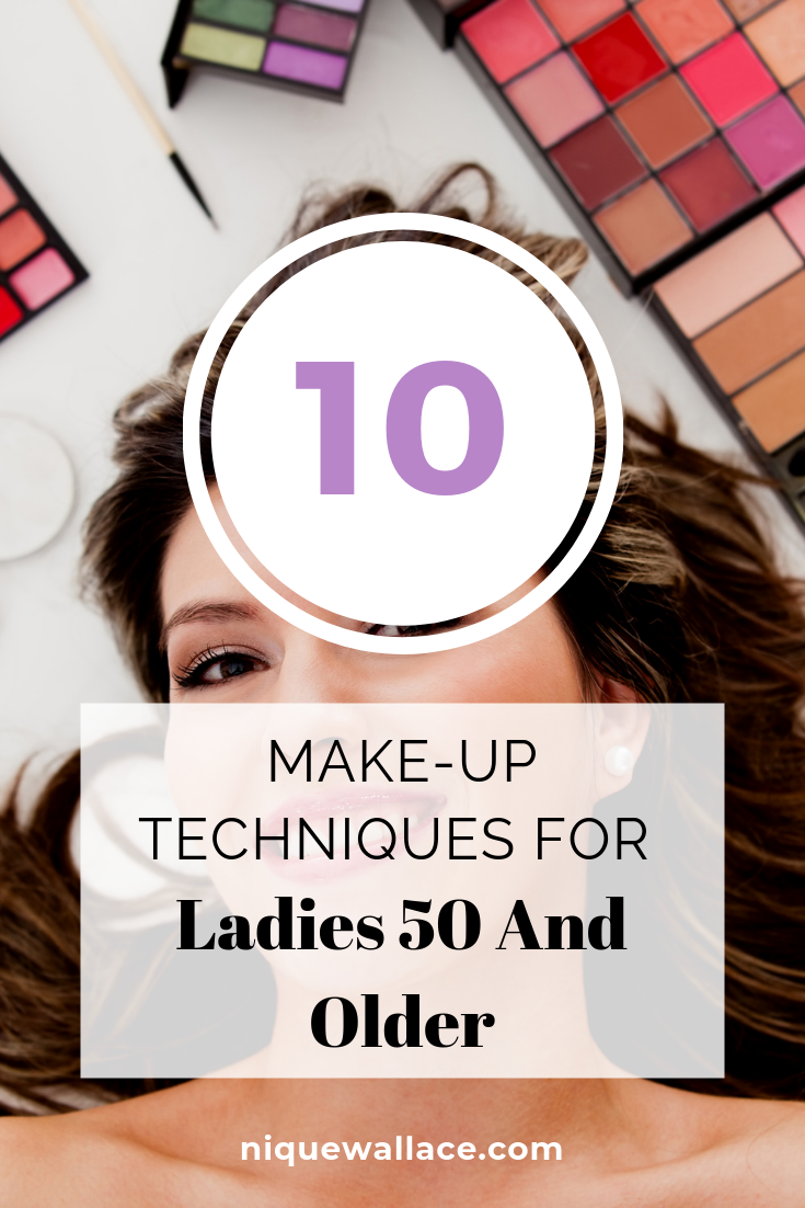 10 Makeup Techniques for Ladies 50 and Older Simple eye