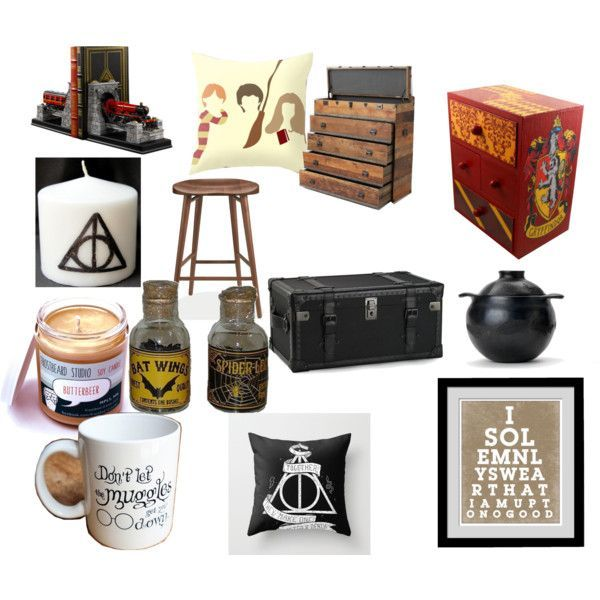 Harry Potter Dorm Ideas | Harry Potter | Pinterest