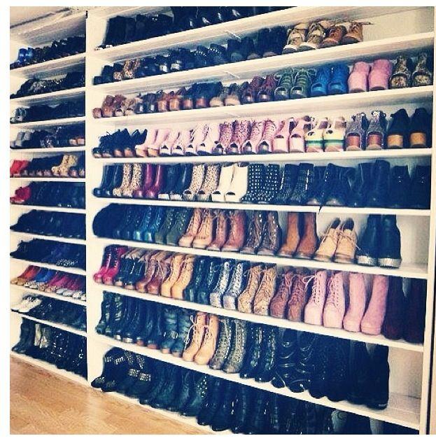 Elegant Dream shoe rack