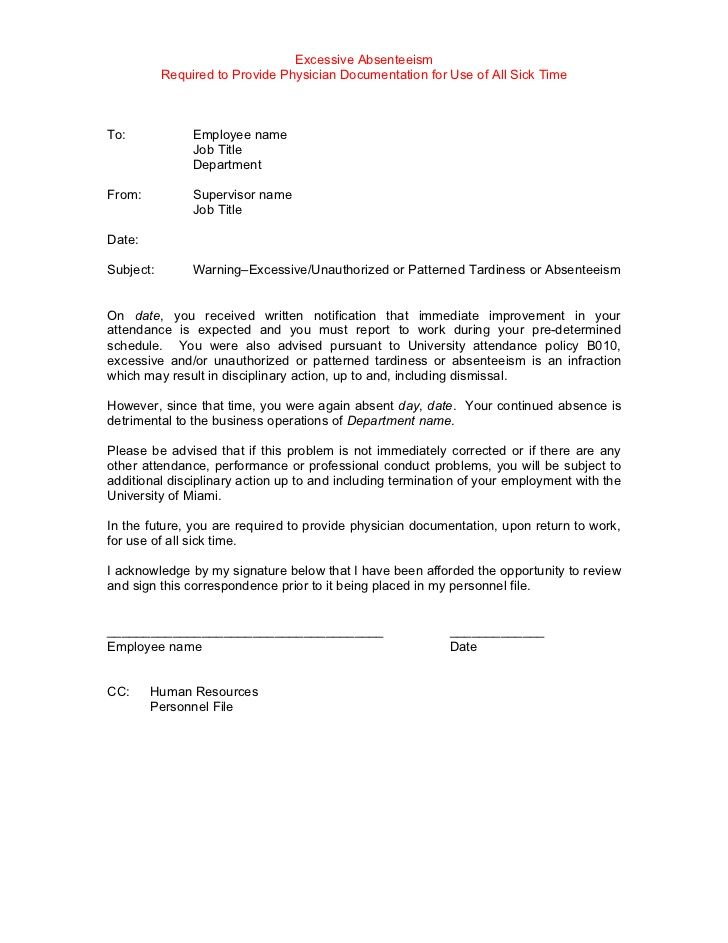 template disciplinary lettersexamples gables termination letter - disciplinary memo template