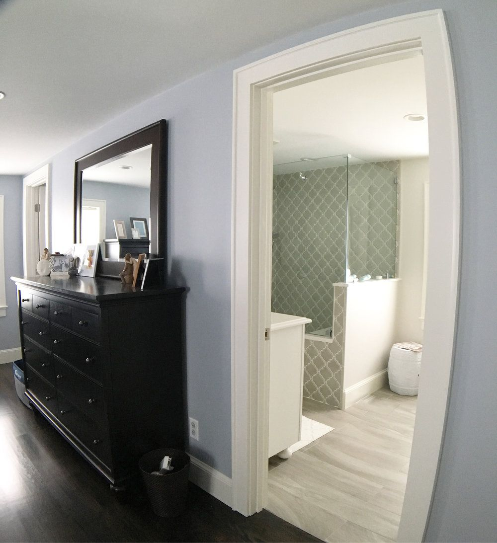 Home Additions Master Bedroom: Cambridge Urban Addition: Master Bedroom Suite. Walk In
