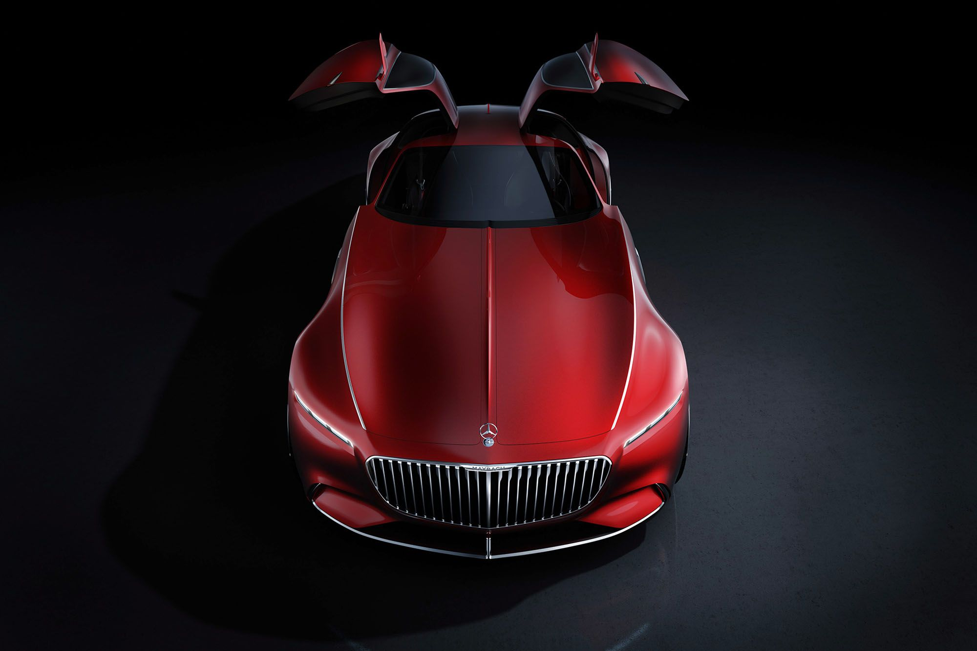 Image For Mercedes Maybach Vision 6 Iphone Wallpaper With Images
