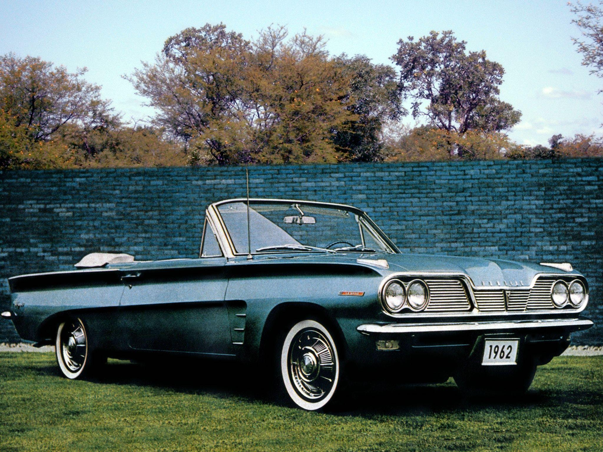 1962 Pontiac Tempest 1000 Images About Antique Cars Pontiac On Pinterest Cars For
