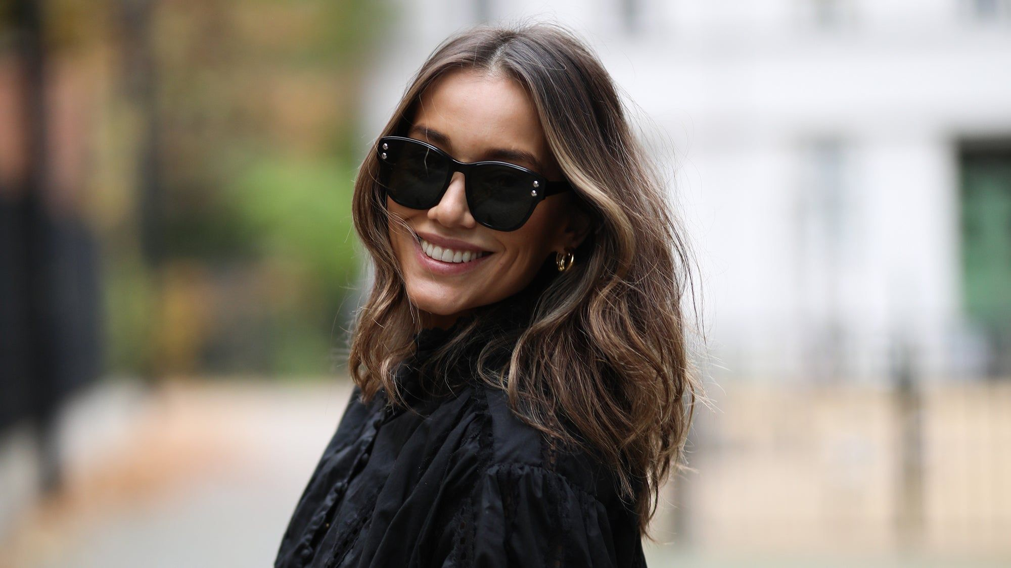 Chocolate Chai Is The Balayage Trend To Try This Fall In 2020 Balayage Brunette Brown Hair Balayage Hair Color Balayage