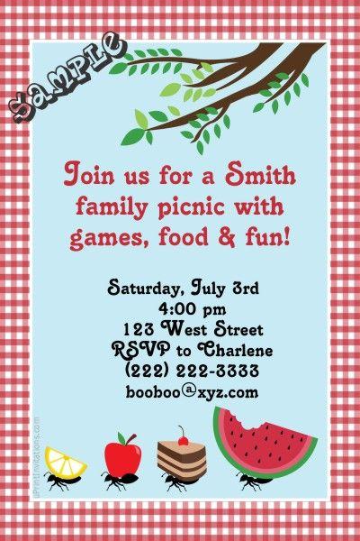 bbq invitations backyard party invitations picnic birthday