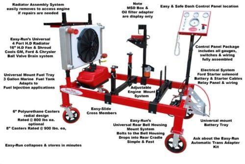 Engine Run Stand Wiring Diagram within Engine Automotive