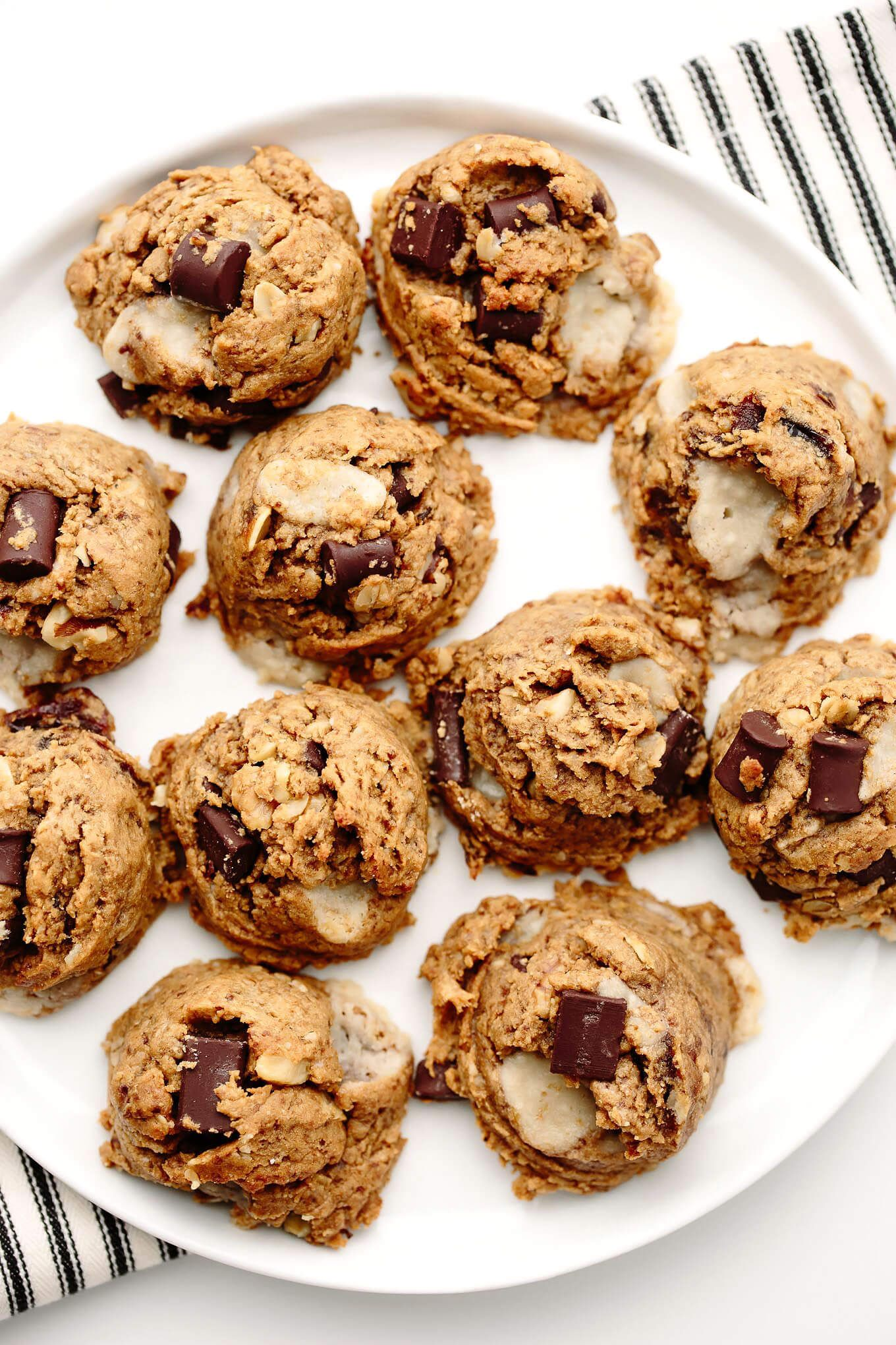 Photo of Peanut Butter Kitchen Sink Cookies | Vegan, Gluten-Free