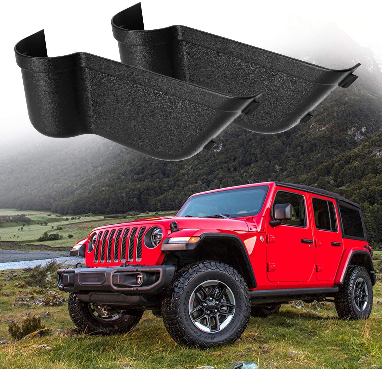 The Best Door Pockets For Jeep Wrangler Jl Jt In 2020 Jeep Wrangler Wrangler Jl Jeep