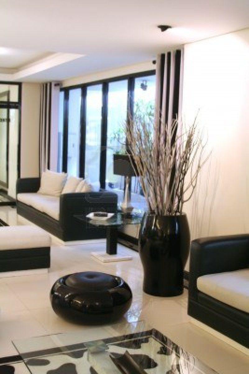 Modern Black And White Living Room Modern Korean Style Living Room Interior Design Korean Style