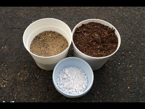 How To Make Your Own Potting Soil Mix Urdu Hindi Youtube