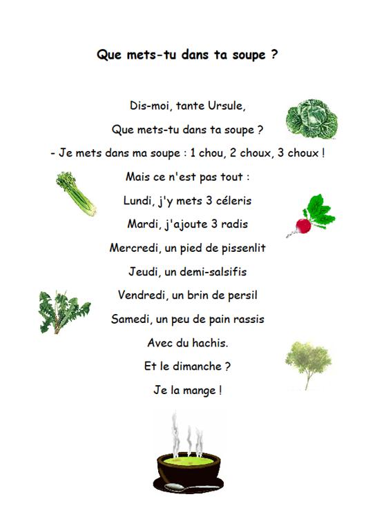 Image result for poésie fruits