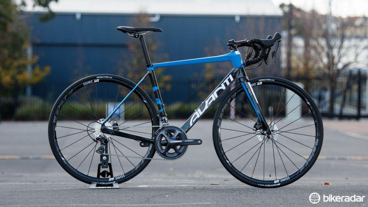 Avanti Launches Corsa Er Carbon Disc Road Bike Road Bike Carbon Road Bike Bike
