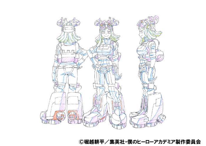 CHARACTER | TVアニメ『僕のヒーローアカデミア』
