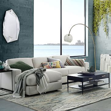 Urban Extra DeepSet 13 Left Arm 2 Seater, Right Arm Chaise