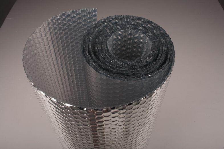 أنواع العزل الحراري ينقسم التبادل الحراري إلى ثلاثة أنواع وهم الحرارة المتسربة من خلال الجدرا Foil Insulation Bubble Foil Insulation Ceramic Fiber Blanket