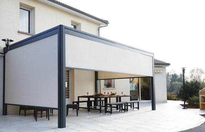 Roof Design Ideas: Pergola Aluminium Hardtop Plus