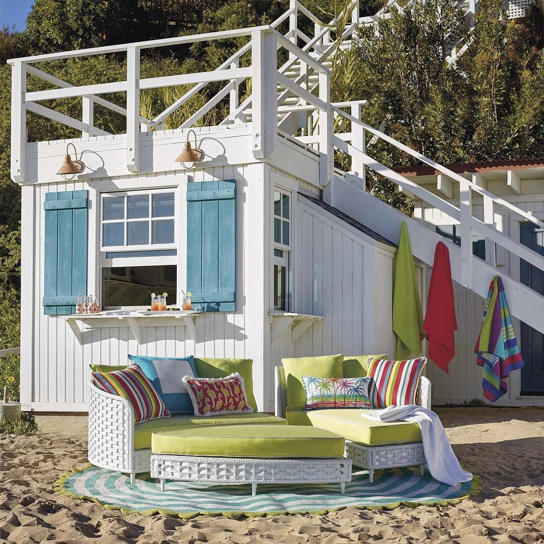 Pin by Low Techster on Beach! Daybed, Patio furniture