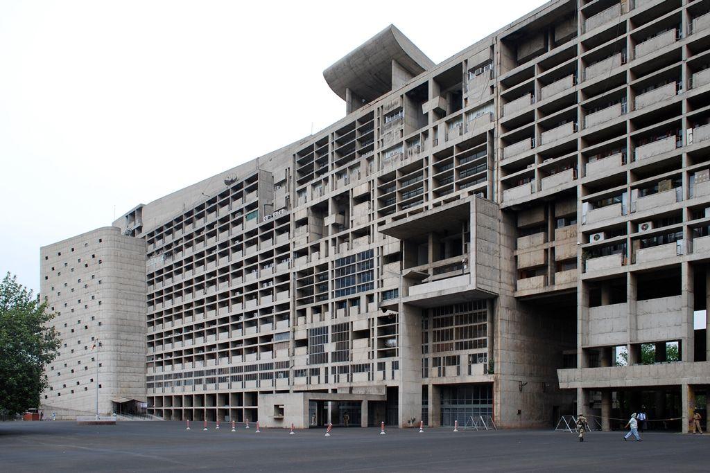 Secretariat Chandigarh - List of Le Corbusier buildings ...
