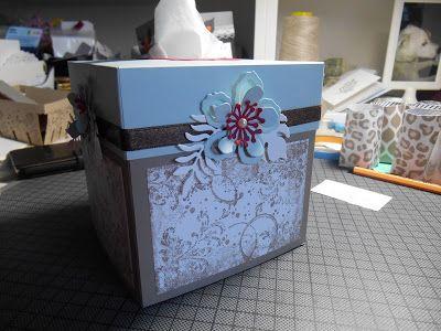 herzchen box f r kosmetikt cher mit anleitung geschenkverpackungen pinterest box. Black Bedroom Furniture Sets. Home Design Ideas