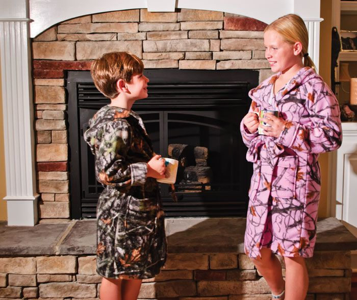 True Timber Youth Robes